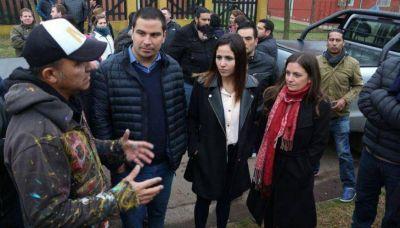 Rodríguez Saá Jr desplazó a Vallejos de la campaña kirchnerista