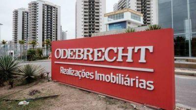 Oficializaron la suspensión a Odebrecht del Registro de Constructores