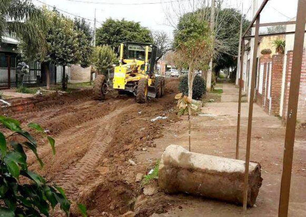 La oposición pide informes por las obras en construcción y pide