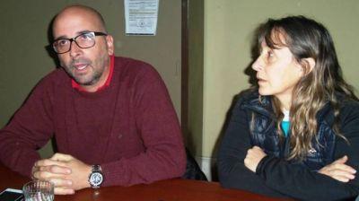 """Yanson – De Lucia: """"Queríamos escuchar porque los vecinos no querían las obras en la plaza"""""""