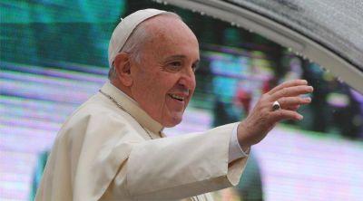"""El Papa Francisco habla de su """"idea de arte"""" en nuevo documental"""