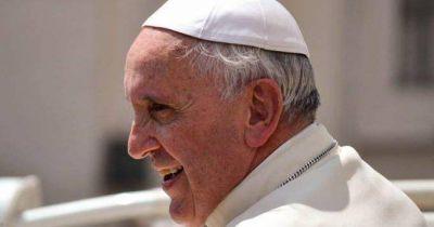 El Papa Francisco clausuró la cumbre de Jerusalem entre jóvenes palestinos e israelíes
