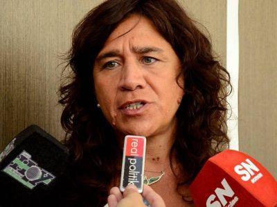 """Bochorno: Renunció Zulma Ortiz por no tener """"ni un solo hospital presentable en toda la provincia"""""""