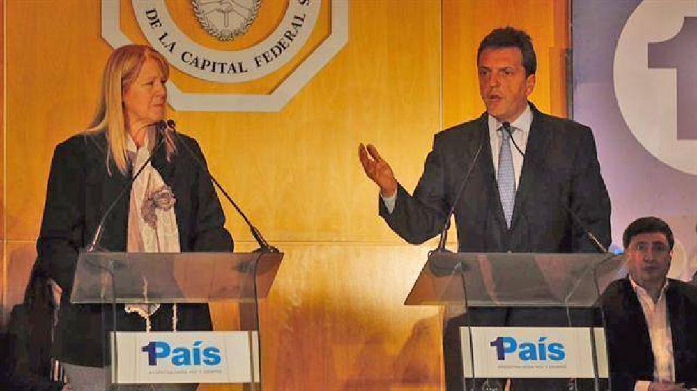 La renuncia a los fueros de Massa complicó al macrismo