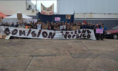 Reunión de apoyo a la lucha de los trabajadores PepsiCo