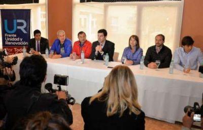 Urtubey presentó en Tartagal a los precandidatos a diputados nacionales de su espacio