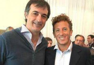 Iván Paz, Ramón y Cecilio Salazar participaron del encuentro de precandidatos que encabezó Vidal
