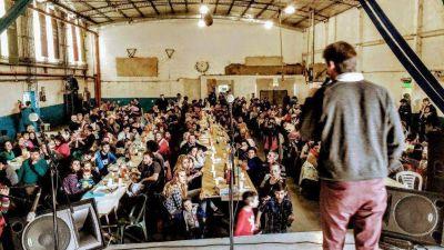 Unidad Ciudadana festejó la Independencia Argentina junto a más de 500 personas en Villa Aguirre