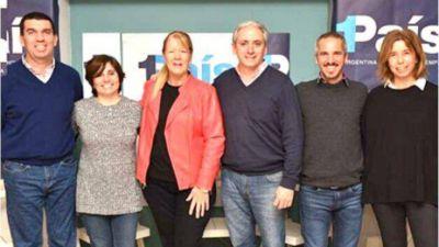 Margarita Stolbizer se reunió con Javier Gastón y con integrantes del Frente 1País de Chascomús