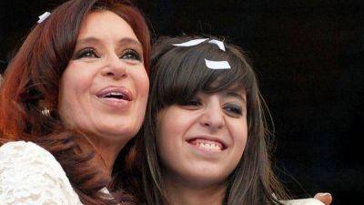 Cristina Kirchner a Oscar Parrili: