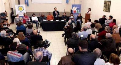 Camau Espínola se reunió con las organizaciones de Derechos Humanos