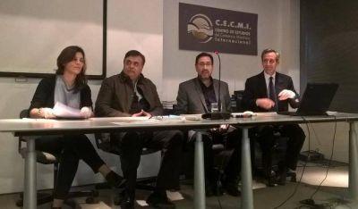 APDFA participó del plenario de comisiones del Consejo Portuario Argentino