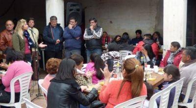 Referentes y precandidatos del peronismo buscan la unidad partidaria en Capayán