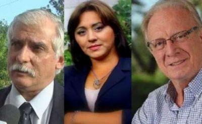 El olmedismo presenta a sus precandidatos para las PASO
