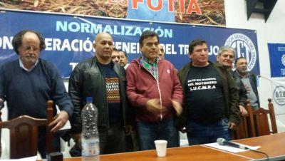 La nueva CGT tucumana sale en contra del trabajo