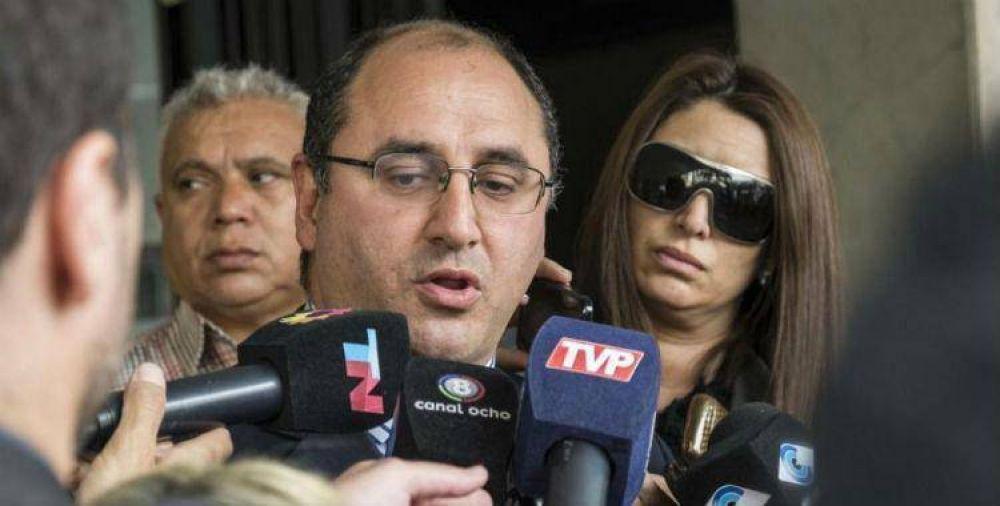 Marcelo Caponio negó estar detrás del escrache a Gabriela Michetti