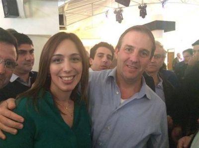 José Gabriel Erreca estuvo con Vidal y con Salvador