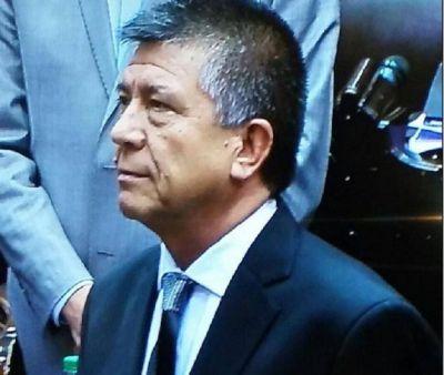 Riccardo impugnó la incorporación de Domínguez como diputado nacional