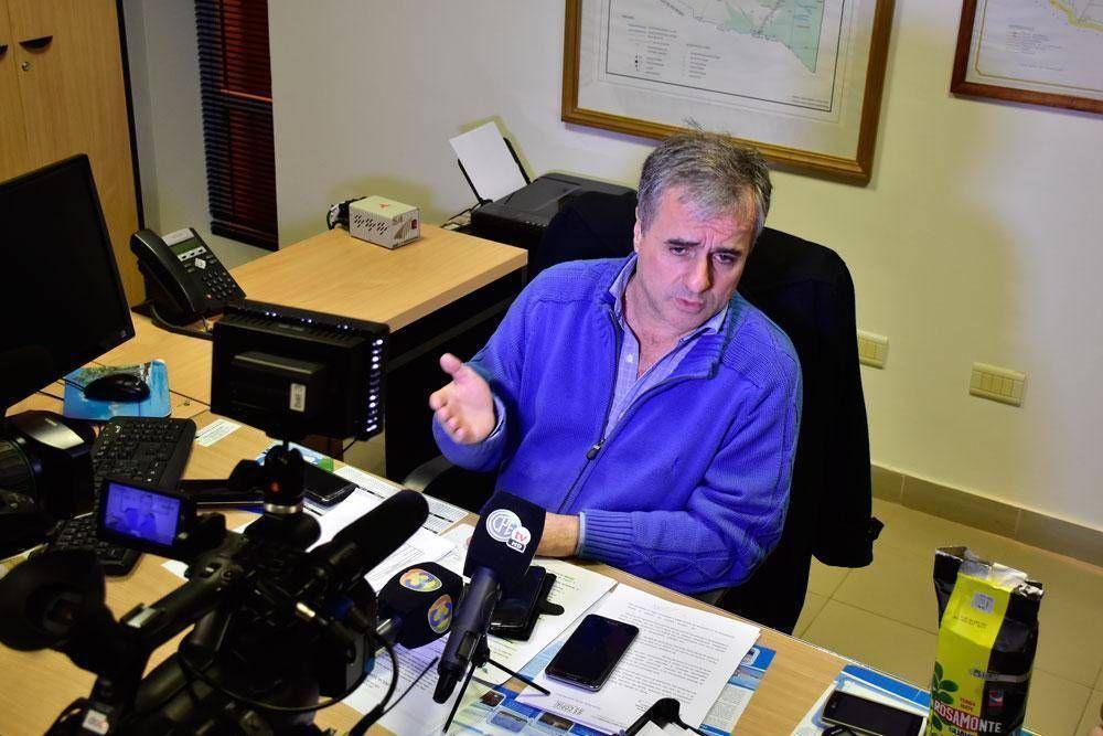 El Acueducto lleva 12 años sin mantenimiento: por un malentendido, suspenden tareas