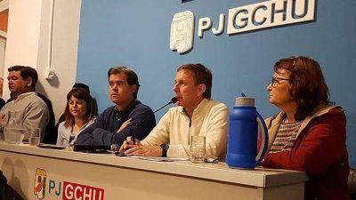 Piaggio le abrió la puerta del PJ a Bahillo