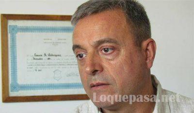 """Fernando Telpuk: """"Bajó la violencia en la sociedad marplatense"""""""