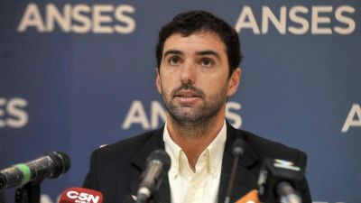 Titulares de Anses y PAMI, al banquilloEl director ejecutivo de la Anses, Emilio Basavilbaso