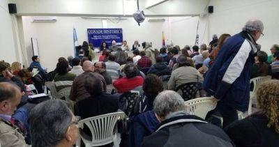 La Conadu Histórica rechazó la nueva propuesta salarial y no tomará finales