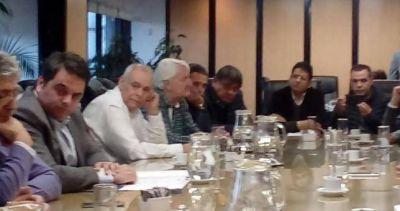 Las 62 Organizaciones se reunieron con Triaca