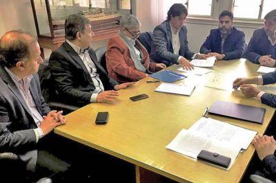 Das Neves firmó por más de 500 millones obras con Nación para la reconstrucción de Comodoro