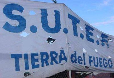 SUTEF confirmó un paro de 24 horas para el día 31 de julio luego del receso invernal
