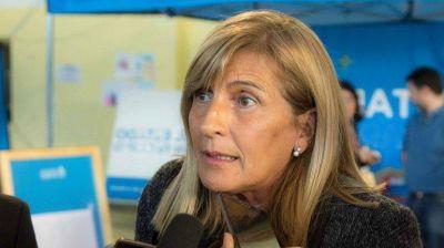 Alma Sapag elogió el sistema de salud de la provincia