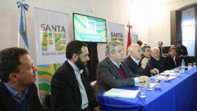 Presentaron Plan ante emergencia hídrica en Cuña Boscosa