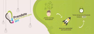 """Lanzan desde Mar del Plata """"Prendete"""", concurso para potenciar ideas innovadoras"""