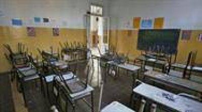 Con el paro de los docentes, se reavivó el conflicto en la Ciudad