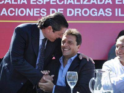 Se comprobó el vínculo entre Sergio Massa y Alberto Novo, el fiscal acusado de encubrir narcos