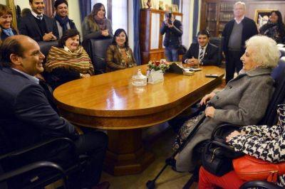 Carlotto vino a Catamarca y cargó contra la Nación