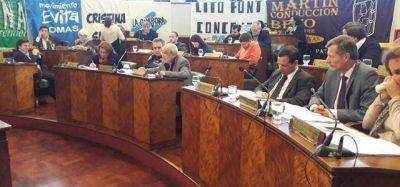 El Concejo pidió informes a Provincia sobre seguridad y salud