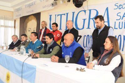 Adolfo y sindicatos obreros realizarán un acto contra el ajuste