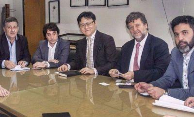 Empresarios chinos ratificaron interés en la Meseta Intermedia