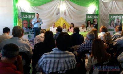 """Piden votar a los candidatos de ECO+Cambiemos para conseguir """"leyes del crecimiento"""""""