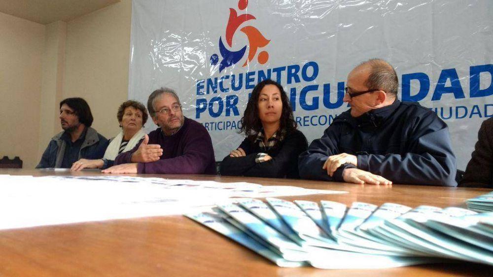 Encuentro por la Igualdad presentó la lista para las PASO