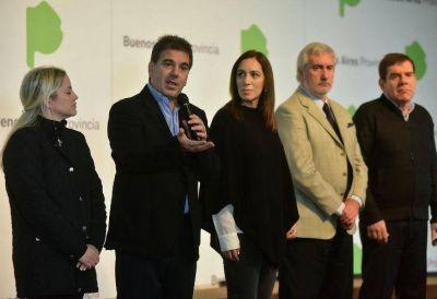 Cómo funciona: Vidal presentó una app para denunciar delitos