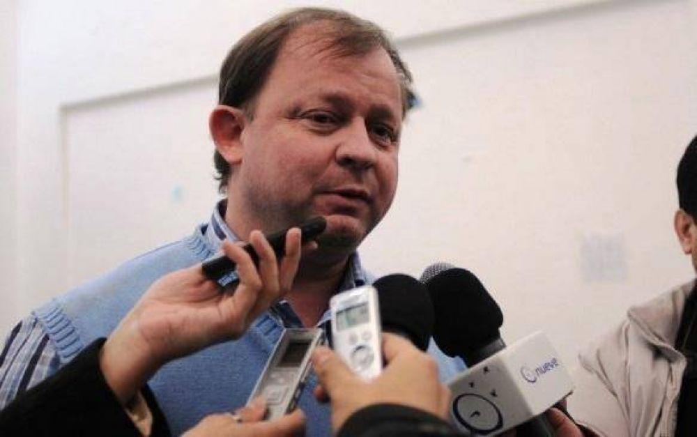 Turchetti denunció por amenazas a Roberti en causa por administración fraudulenta