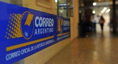 Analizan un ajuste en el Correo Argentino