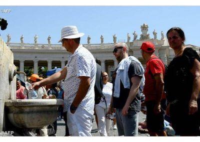 """II Congreso Internacional """"Laudato si' y Grandes Ciudades"""": sobre el agua, el aire y los desechos"""