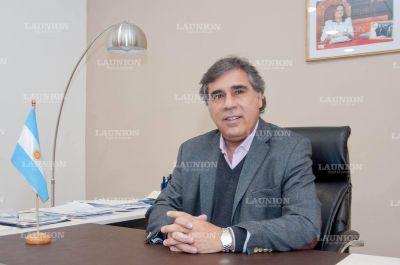 """Raúl Chico: """"Los nombres de nuestra lista de precandidatos los eligió la gobernadora"""""""