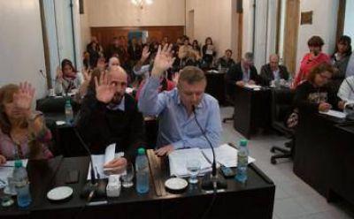 El Concejo repudió el recorte en las becas del Progresar