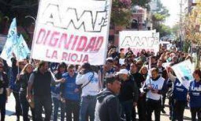 AMP criticó a sus pares y rechazó el aumento docente