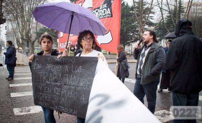 """Por la represión en Pepsico exigen que la CGT y la CTA """"tomen medidas urgentes"""""""