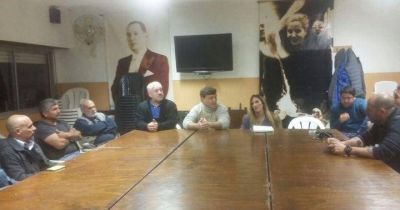 SMATA expresó su apoyo a la lista de Mar del Plata, Puerto y Región